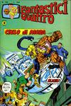 Cover for I Fantastici Quattro (Editoriale Corno, 1971 series) #185