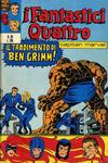 Cover for I Fantastici Quattro (Editoriale Corno, 1971 series) #36