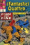 Cover for I Fantastici Quattro (Editoriale Corno, 1971 series) #38