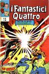 Cover for I Fantastici Quattro (Editoriale Corno, 1971 series) #49