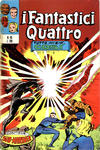 Cover for I Fantastici Quattro (Editoriale Corno, 1971 series) #49