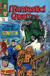 Cover for I Fantastici Quattro (Editoriale Corno, 1971 series) #55