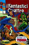 Cover for I Fantastici Quattro (Editoriale Corno, 1971 series) #62