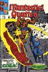 Cover for I Fantastici Quattro (Editoriale Corno, 1971 series) #66