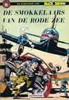 Cover for Buck Danny (Dupuis, 1949 series) #7 - De smokkelaars van de Rode Zee [Herdruk 1966]