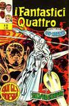 Cover for I Fantastici Quattro (Editoriale Corno, 1971 series) #70
