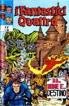 Cover for I Fantastici Quattro (Editoriale Corno, 1971 series) #82