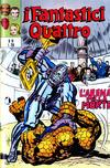 Cover for I Fantastici Quattro (Editoriale Corno, 1971 series) #91