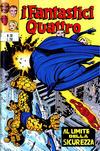 Cover for I Fantastici Quattro (Editoriale Corno, 1971 series) #93