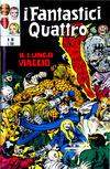 Cover for I Fantastici Quattro (Editoriale Corno, 1971 series) #98
