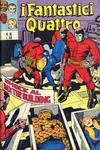 Cover for I Fantastici Quattro (Editoriale Corno, 1971 series) #99