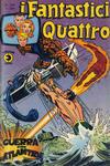 Cover for I Fantastici Quattro (Editoriale Corno, 1971 series) #101