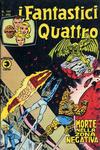 Cover for I Fantastici Quattro (Editoriale Corno, 1971 series) #107