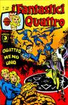 Cover for I Fantastici Quattro (Editoriale Corno, 1971 series) #108