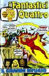 Cover for I Fantastici Quattro (Editoriale Corno, 1971 series) #115
