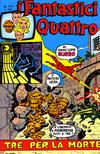 Cover for I Fantastici Quattro (Editoriale Corno, 1971 series) #117