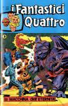 Cover for I Fantastici Quattro (Editoriale Corno, 1971 series) #133