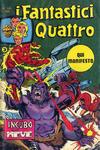 Cover for I Fantastici Quattro (Editoriale Corno, 1971 series) #144