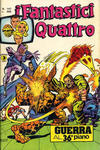 Cover for I Fantastici Quattro (Editoriale Corno, 1971 series) #147