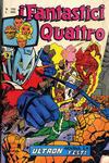 Cover for I Fantastici Quattro (Editoriale Corno, 1971 series) #150