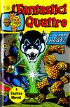 Cover for I Fantastici Quattro (Editoriale Corno, 1971 series) #151