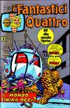 Cover for I Fantastici Quattro (Editoriale Corno, 1971 series) #154