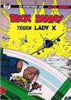Cover for Buck Danny (Dupuis, 1949 series) #17 - Tegen Lady X [Herdruk 1965]