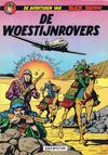 Cover Thumbnail for Buck Danny (1949 series) #8 - De woestijnrovers [Herdruk 1966]