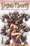 Cover Thumbnail for Dejah Thoris and the White Apes of Mars (2012 series) #1 [Cover C - Incentive Alé Garza Risqué Art Variant]