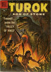 Cover for Turok, Son of Stone (Dell, 1956 series) #11 [15¢]