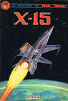 Cover Thumbnail for Buck Danny (1949 series) #31 - X-15 [Eerste druk 1965]