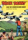 Cover for Buck Danny (Carlsen Comics [DE], 1989 series) #33 - Haie im Chinesischen Meer