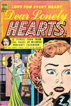 Cover for Dear Lonely Hearts (Comic Media, 1953 series) #5