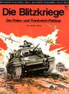 Cover for Der II. Weltkrieg in Bildern (Condor, 1976 series) #1 - Die Blitzkriege