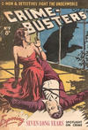 Cover for Crime-Busters (Horwitz, 1950 ? series) #9