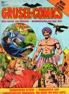 Cover for Grusel-Comics (Condor, 1981 series) #7