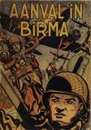 Cover Thumbnail for Buck Danny (1949 series) #6 - Aanval in Birma [Eerste druk 1952]