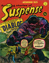 Cover for Amazing Stories of Suspense (Alan Class, 1963 series) #206