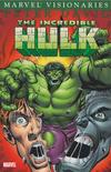 Cover for Hulk Visionaries: Peter David (Marvel, 2005 series) #5