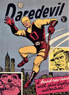 Cover for Daredevil (Horwitz, 1965 series) #1