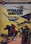 Cover for Buck Danny (Dupuis, 1949 series) #9 - Petroleumgangsters [Eerste druk 1953]