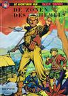 Cover for Buck Danny (Dupuis, 1949 series) #3 - De zonen des hemels [Eerste druk]