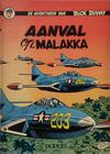 Cover Thumbnail for Buck Danny (1949 series) #18 - Aanval op Malakka [Eerste druk 1958]