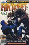 Cover for Fantomet (Semic, 1976 series) #18/1996