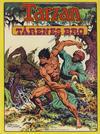 Cover for Tarzan album (Atlantic Forlag, 1977 series) #[1/1979] - Tarzan spesialalbum - Tårenes bro