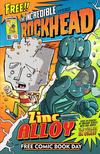 Cover for The Rockhead & Zinc Alloy 2-For-None! (Capstone Publishers, 2012 series)
