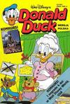Cover for Donald Duck (Egmont Polska, 1991 series) #10/1991