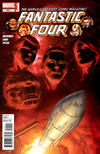Cover for Fantastic Four (Marvel, 2012 series) #605.1
