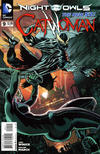 Cover for Catwoman (DC, 2011 series) #9