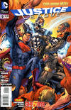 Cover for Justice League (DC, 2011 series) #9 [Direct Sales]